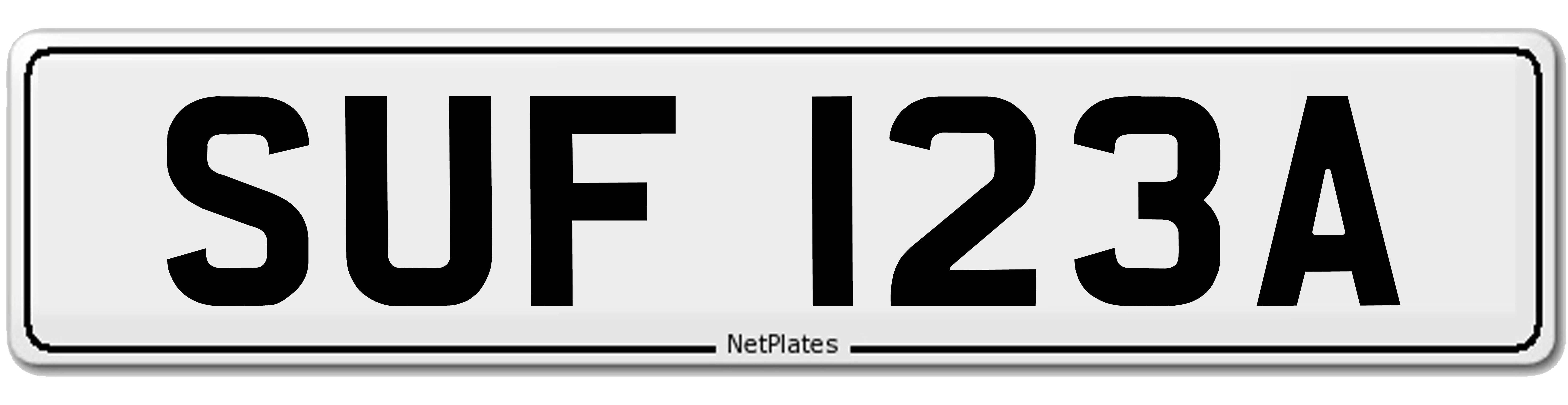 Dating victorian number plates