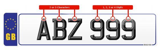 irish number plates net plates. Black Bedroom Furniture Sets. Home Design Ideas